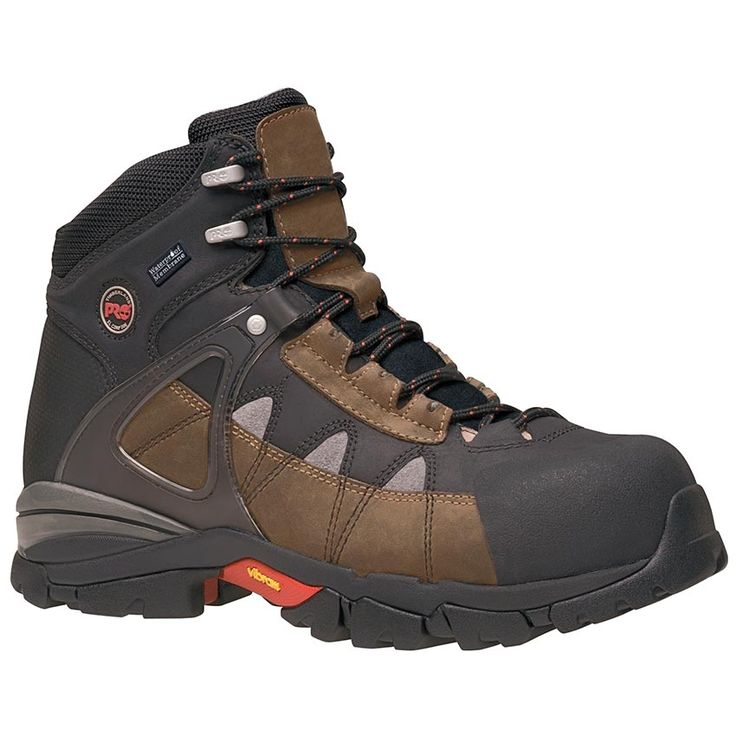 Timberland Pro Men's Hyperion Waterproof Hiking Boots · Composite Toe ...