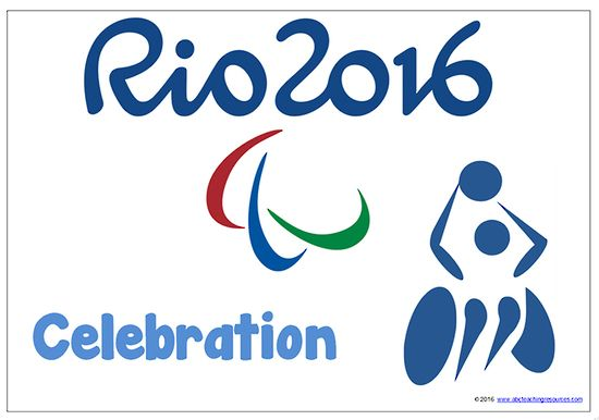 2016 Rio Paralympic Games | Values | Images