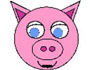 Easy Pig Craft