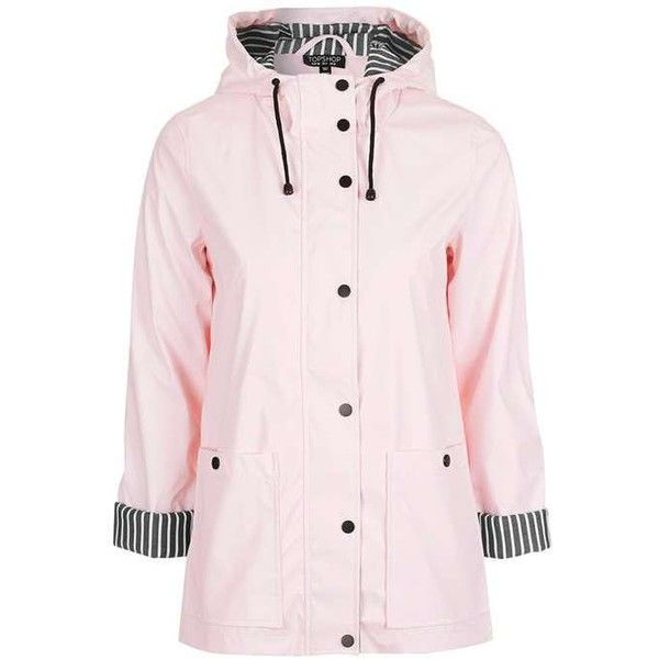 Top Shop Pink Coat