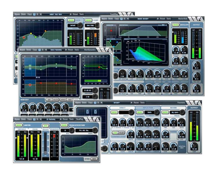 Waves Production Mixing Mastering with Waves full iSO