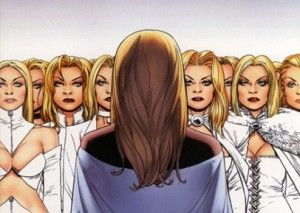 Where the Wonder Women Are: #17 Emma Frost