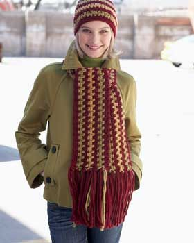 Free Crochet Patterns For Hat And Scarf Set : 13 best images about Crochet Winter Sets on Pinterest ...