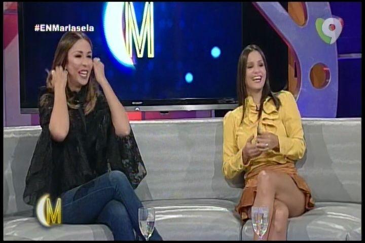 Mariasela Alvarez Y Diana Lora Comentan Sobre El Eclipse Total De Hoy Agosto 21
