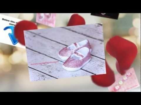 Baby Swarovski Shoes.mp4