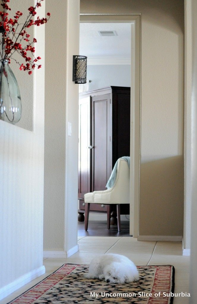 Tips for decorating a long hallway