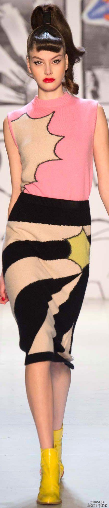 http://ura19627.jeunesseglobal.com/Share.aspx Color fashion Glam / Tsumori Chisato Fall 2015 RTW