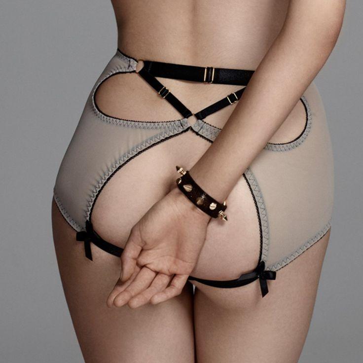 waist detail - bordelle infragante: Waist Details, Secret Gardens, Infragant Open, Sexy Lingerie, Beauty, Women'S Underwear, Open Backs, Bordelle Infragant, Accessories