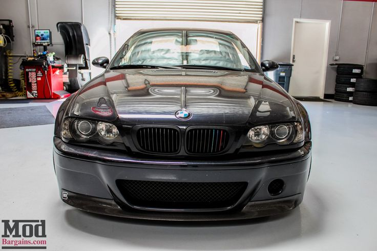 *CSL Style V1 Front Bumper w/Grille for 1999-2006 BMW 3-Series & M3 [E46]