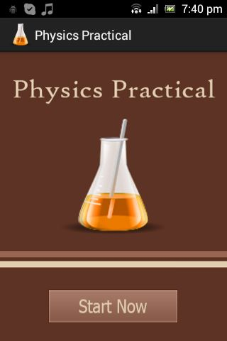 Pocket Physics android app  with tutorials that covers wide range of physics topics