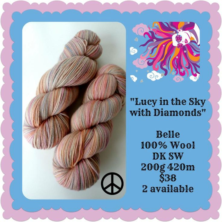 Lucy in the Sky with Diamonds - Beatlemania | Red Riding Hood Yarns