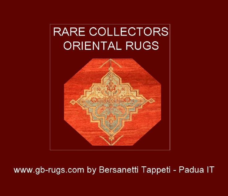 Rare collectors orientals rugs by gb rugs