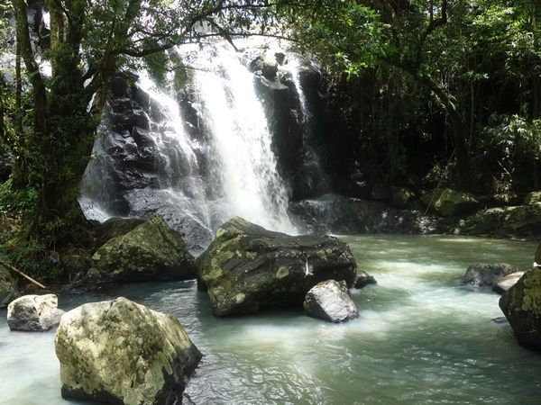 Sing Sing Angin waterfall
