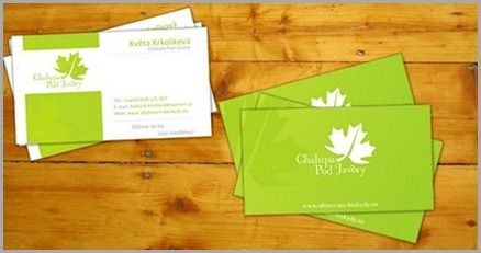 Business Card Is A Printed Or Engraved With Persons Name And Affiliation Using