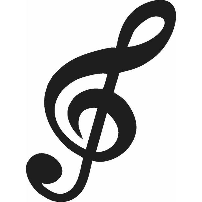 Nota Musical Png Nota Musical Desenho Tatuagem Notas Musicais Notas Musicais