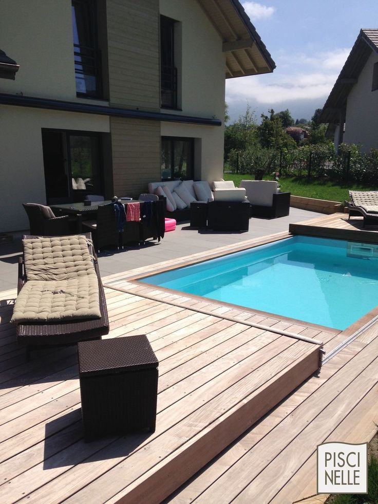 44 best images about terrasse mobile de piscine on for Portable piscine assurance