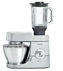 In review, the Kenwood KMC570 Chef Premier Stand Mixer - Silver reviews, attachments and best price 2015. The Kenwood chef premier kmc570 silver features...