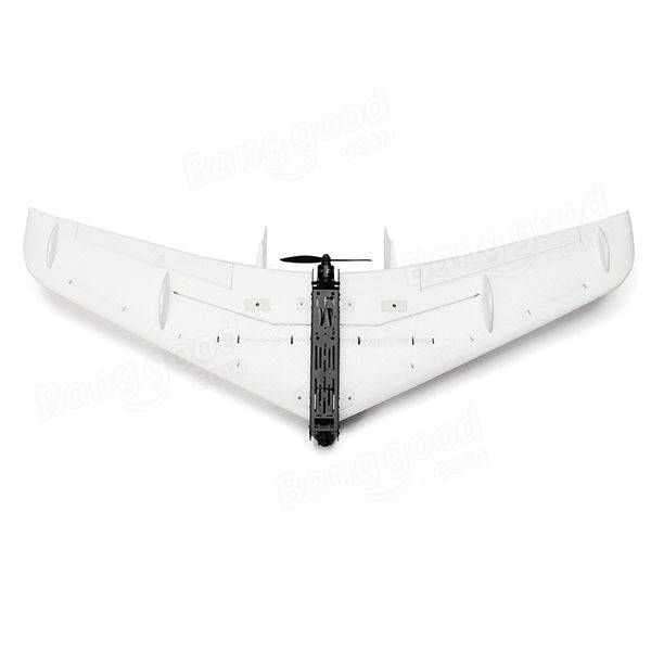 Eachine Fury Wing 1030mm Wingspan Carbon Fiber EPO FPV Racer Flying Wing RC Airplane KIT Sale - Banggood.com