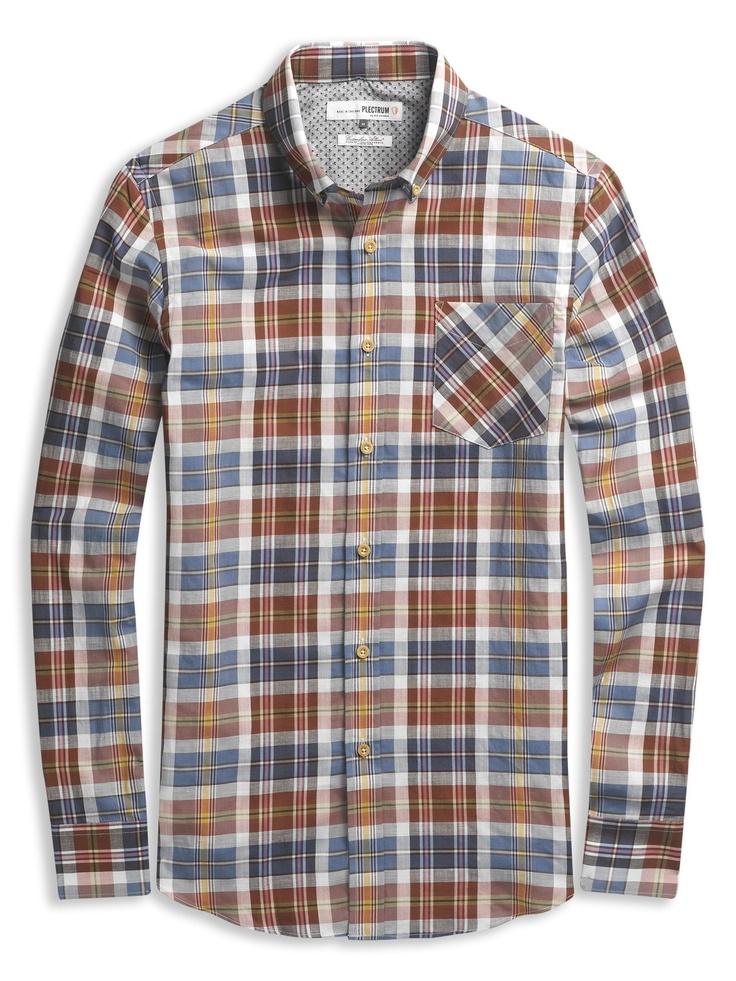 Just what I need, more Ben Sherman shirts.