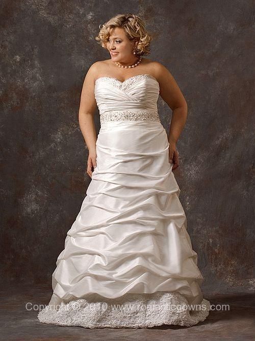 Plus Size; Wedding