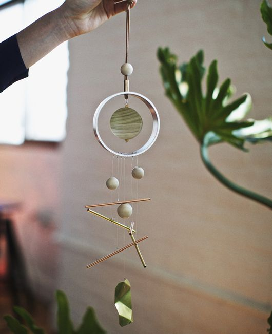 255 best mobiles images on pinterest for Koi fish wind chime