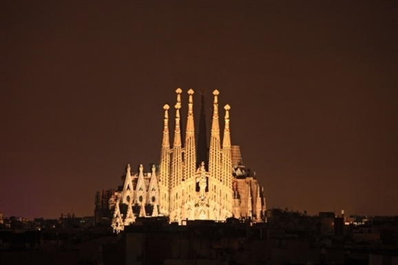 Barcelona, Barcelona, Barcelona -- getting excited for our vacation in October!