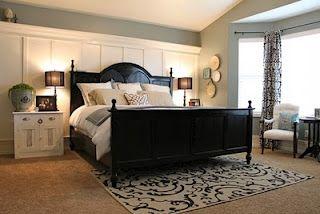 Bedroom wall ideas...