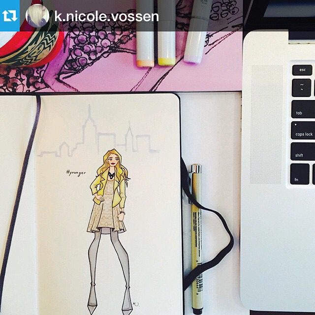 Thanks so much for the drawing Nicole! Message us with more love and we'll pin.From the creator of Sex and The City, 'Younger' stars Sutton Foster, Hilary Duff, Debi Mazar, Miriam Shor and Nico Tortorella. Discover full episodes athttp://www.tvland.com/shows/younger.