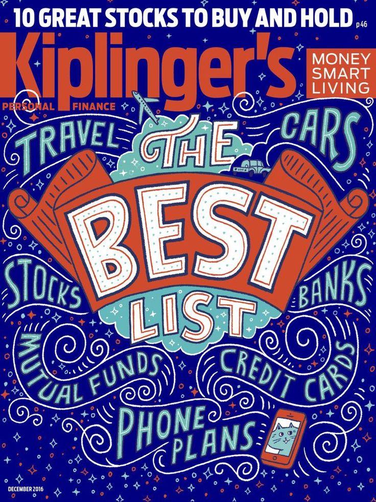 Kiplinger's Personal Finance Back Issue DECEMBER 2016
