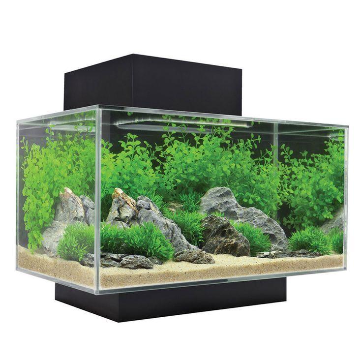 Fluval Edge Aquarium Black