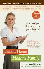 What can be more important than the health of your family?  The first edition of Healthy Home Healthy Family sold out in 18 months and attracted eleven TV interviews. Find out why!