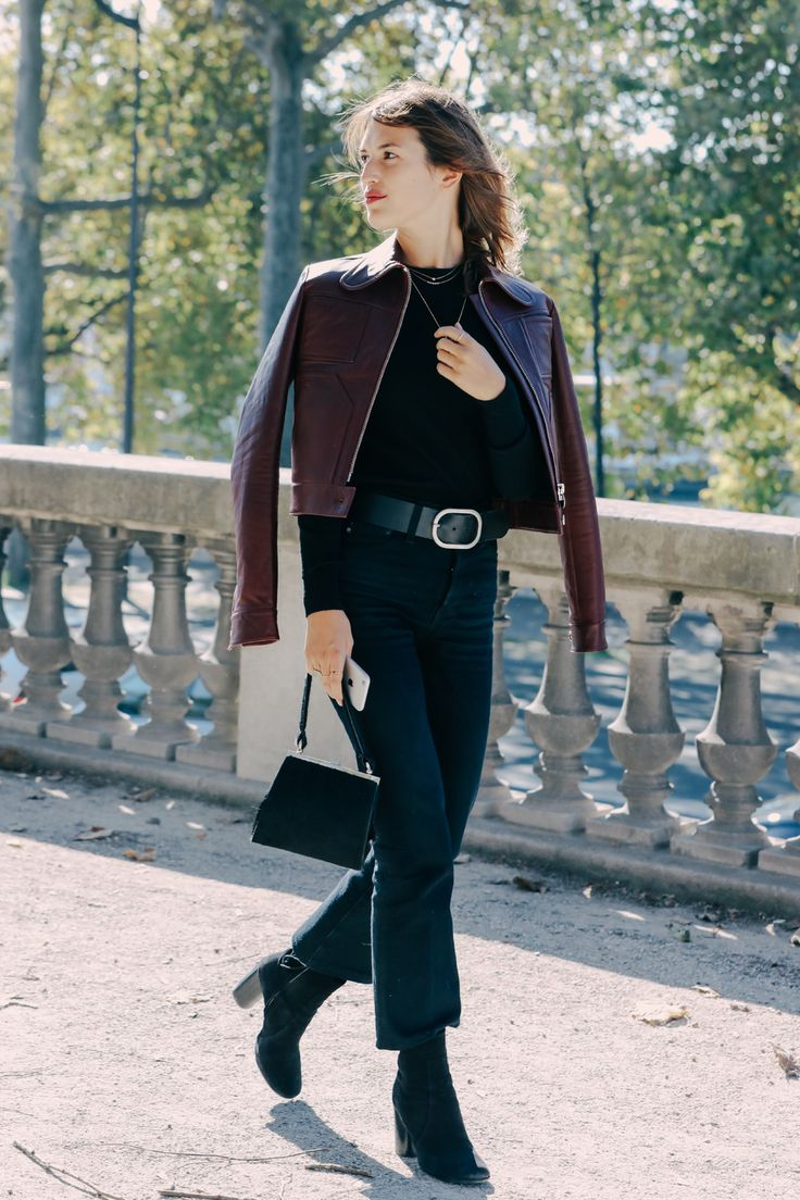 Parisian style is a myth, a state of mind. It cannot be defined, but with winter on the approach, Vogue takes a look at how the capital's street style stars nail effortless chic as temperatures begin to drop.