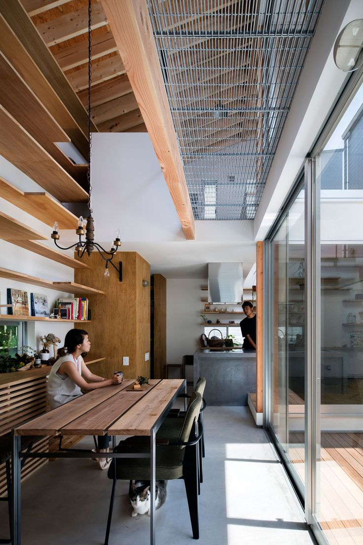 House in Kitayamadai / CONTAINER DESIGN