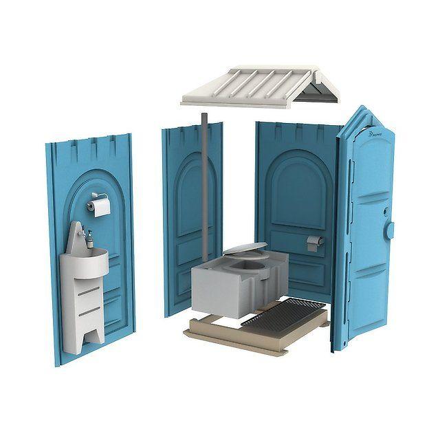 32 000 руб  Туалетная кабинка ЛЮКС c умывальником, биотуалет, туалет на дачу - Сад и огород во Владивостоке