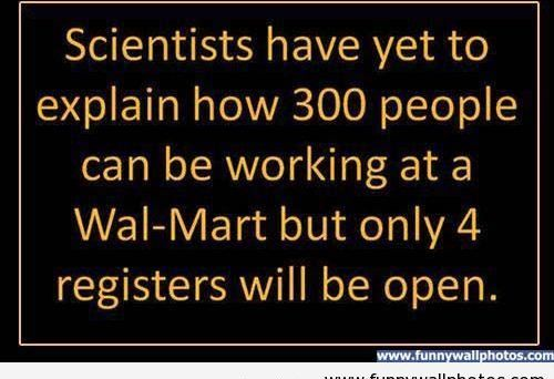 Welcome to Walmart!