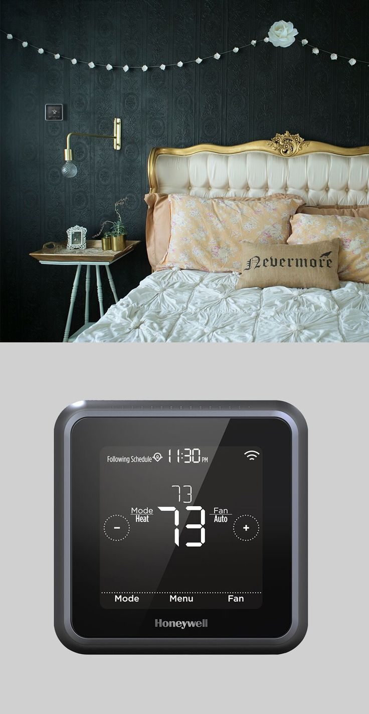 [ad] The stylishly connected thermostat of your dreams.