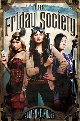 The Friday Society (Book)