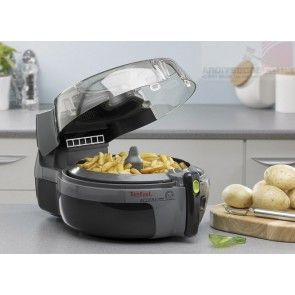 TEFAL ACTIFRY FAMILY AW950040 LOW FAT ELECTRIC FRYER, 1.5 KG CAPACITY, BLACK