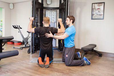 Personal Training at the Retreat #Sevenoaks #BoroughGreen #fitness #gym