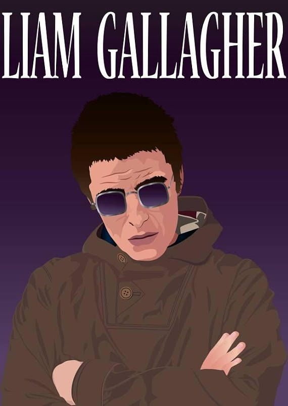 Check out this item in my Etsy shop https://www.etsy.com/uk/listing/577539260/liam-gallagher-poster-signed-by-artist