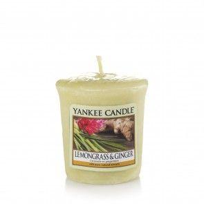 Yankee Candle Votive Sampler - Lemongrass & Ginger