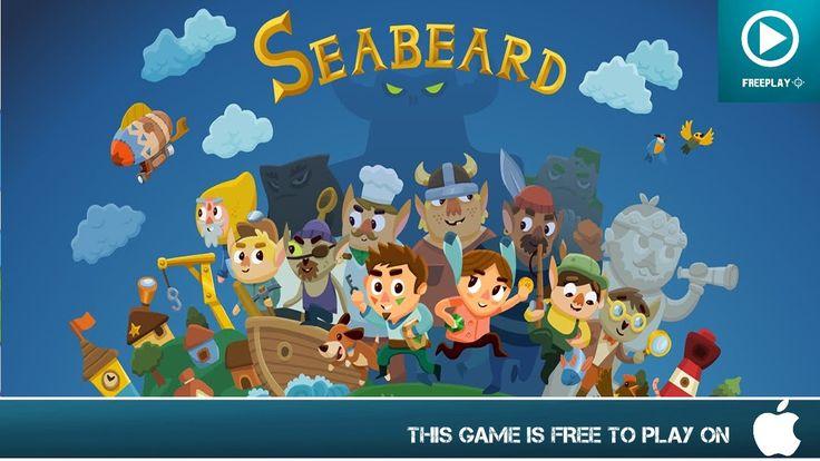 Seabeard - Free On iOS - HD Gameplay