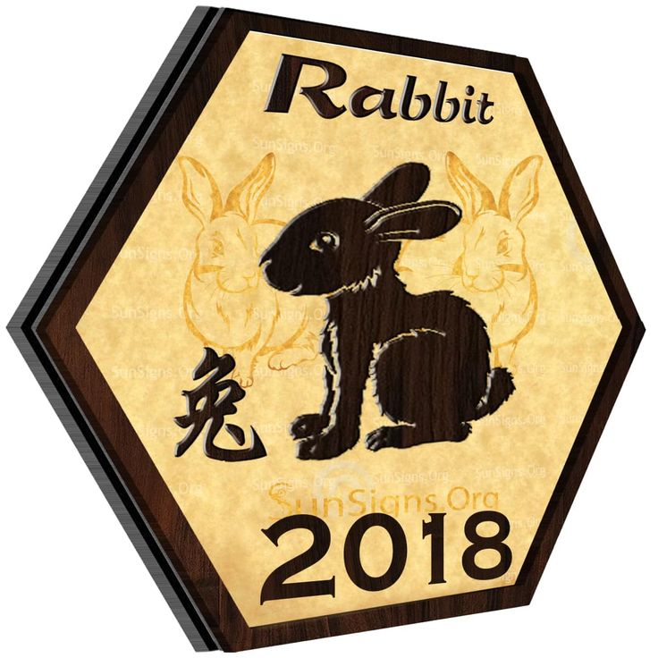 The Rabbit 2018 horoscope predicts that your emotional levels will be on the rise this year.