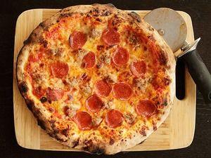 "Basic New York-style Pizza Dough | Serious Eats: Recipes - Mobile Beta!"""