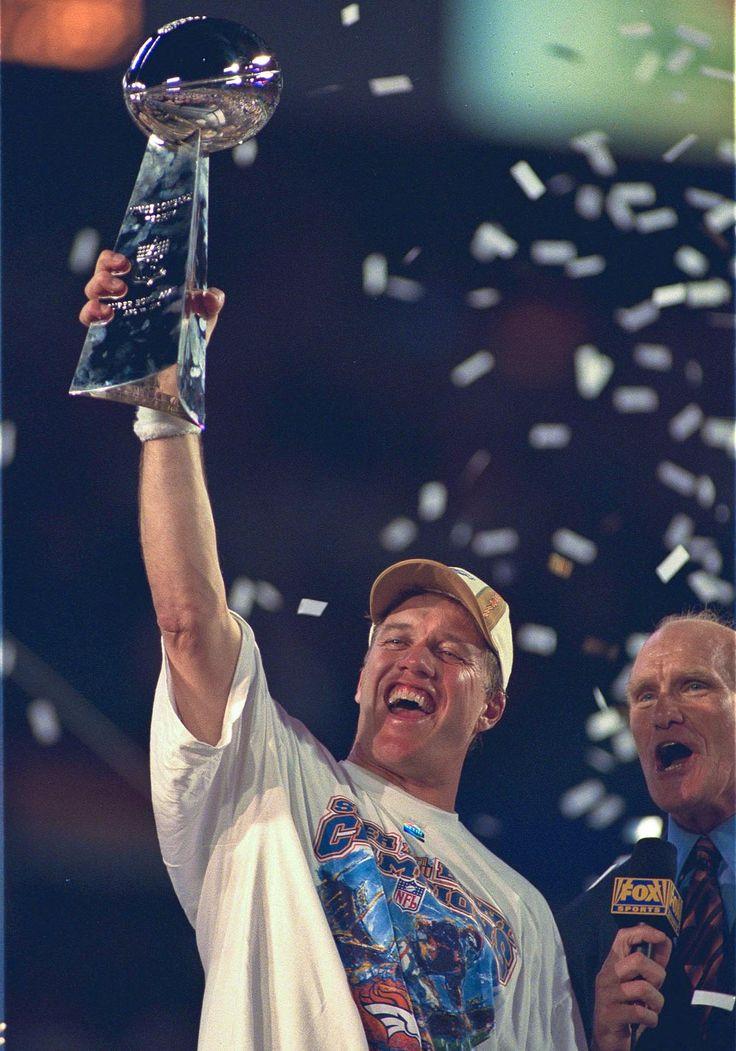 Super Bowl XXXIII: John Elway, Denver Broncos