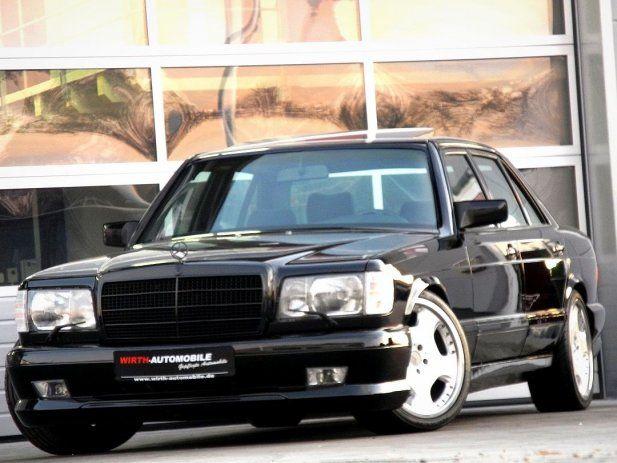 Mercedes-Benz serija 500 560 SEL LORINSER klima, Godište: 1990