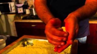 YouTube video ricetta arancine siciliane