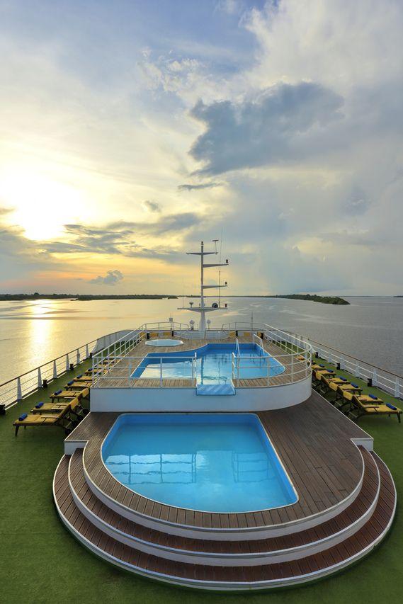 IBEROSTAR Grand Amazon, cruise in Brazil.