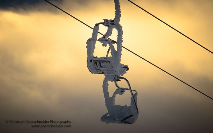 Frozen Chairs by Christoph Oberschneider on 500px