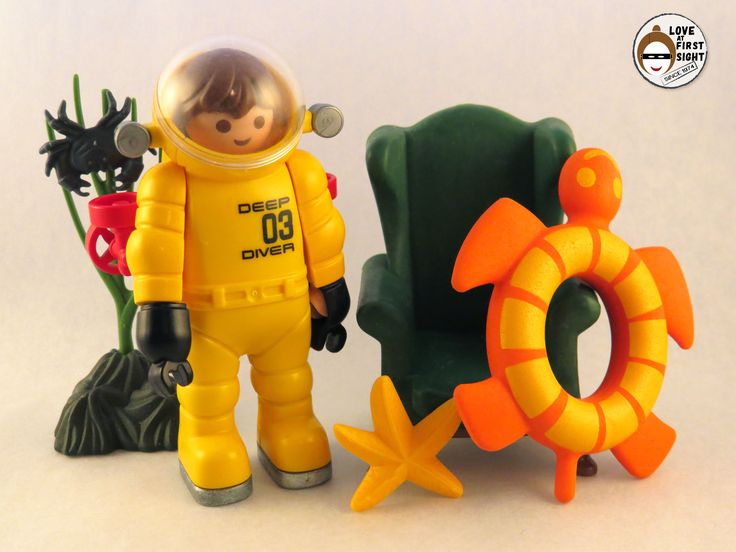 Playmobil - The Diver